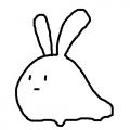 甘いウサギ