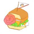 阿嬤的玫瑰潛艇堡