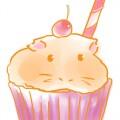 特選黃金鼠蛋糕